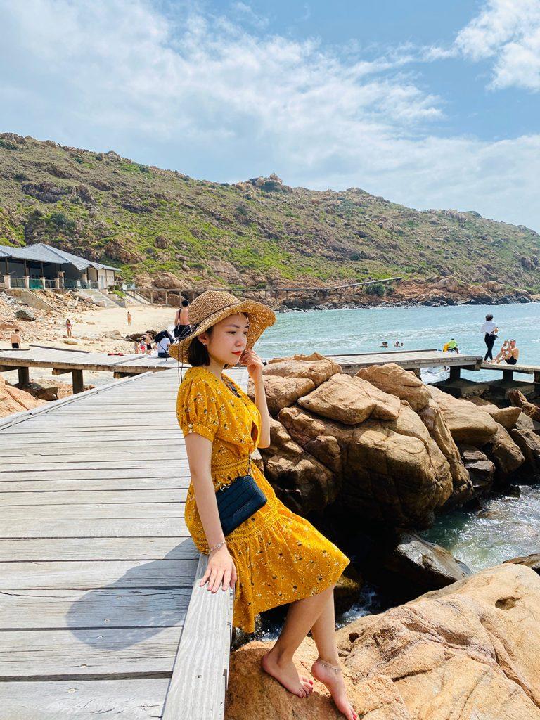 Tour 2 đảo Hòn Khô – Kỳ Co – Eo Gió