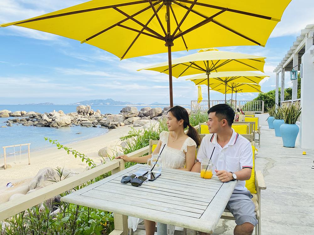 Tour 2 đảo Hòn Khô – Kỳ Co – Eo Gió – Trung Lương