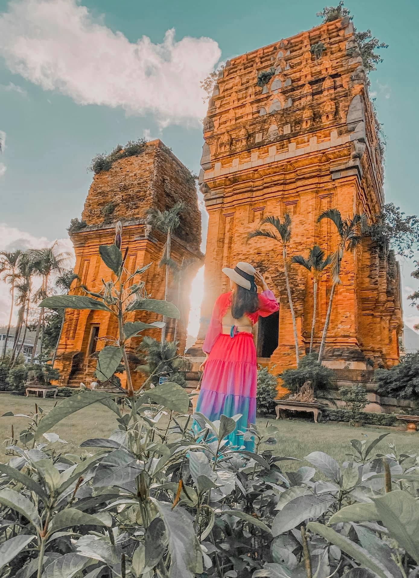 Check in Quy Nhơn